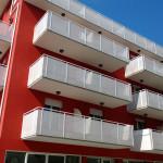 Hotel Tritone Riccione Esterno
